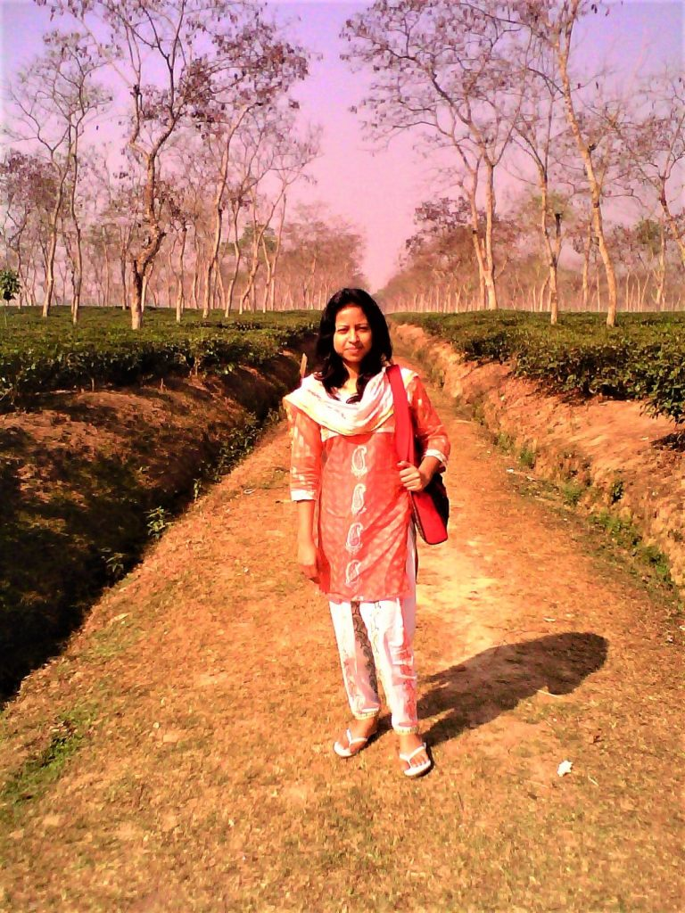 Beautiful Madhabpur Tea Garden