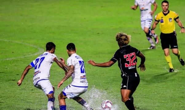 Pela Série B 2021, CSA e Vasco empatam no Rei Pelé