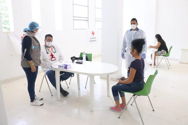 https://www.notasrosas.com/Alcaldía de Riohacha y Cruz Roja Seccional Guajira, realizaron Jornadas Integrales de Salud