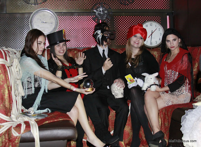 highline ballroom party