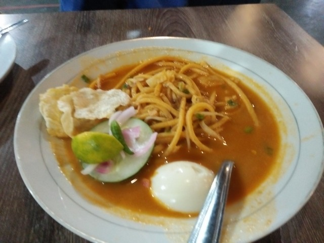 Mie Aceh Rebus