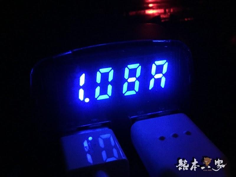 開車族必備好物開箱|好用電壓電流溫度顯示器附3A雙USB車充功能