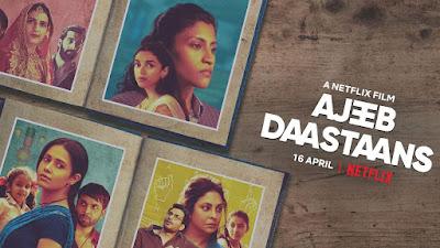 Ajeeb Daastaans (2021) 720p HDRip full movie download