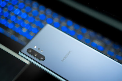 Samsung reports a security flaw in the Galaxy S10 and Note 10.