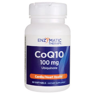 HEALTHY BENEFITS OF CoQ10 / FOODS / NUTRITION