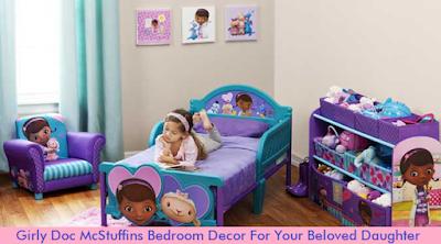 Y Doc Mcstuffins Bedroom Decor For