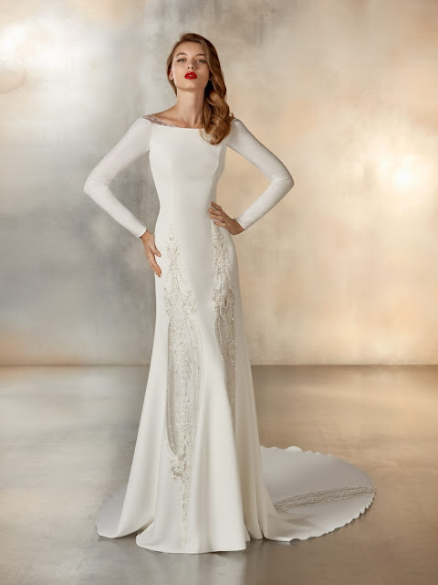 K'Mich Weddings - wedding planning - wedding dresses - formation - fall pronovias collection