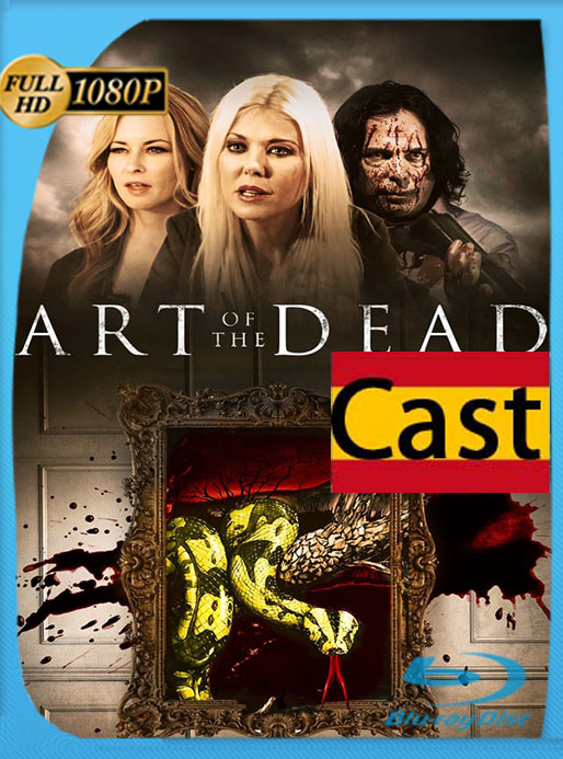 Art of the Dead (2019) 1080p WEB-DL AMZN Castellano [Google Drive] Tomyly