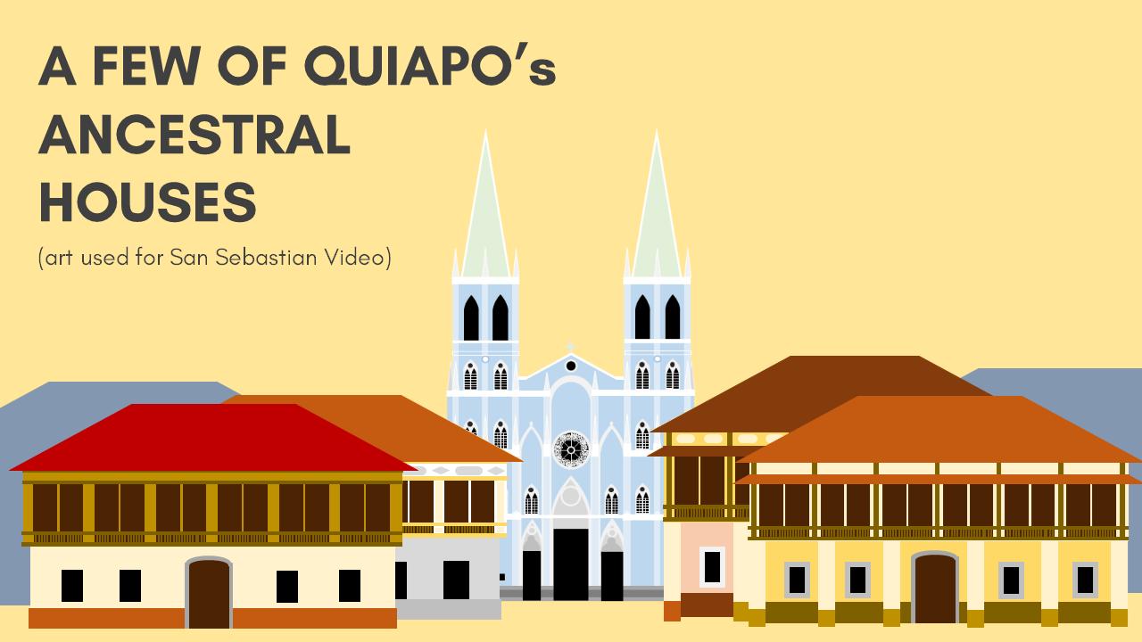 Quiapo heritage District's architectural treasures