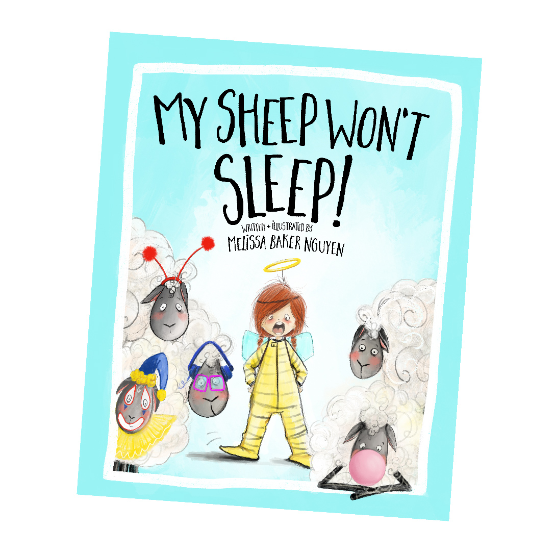 My Sheep Won't Sleep!