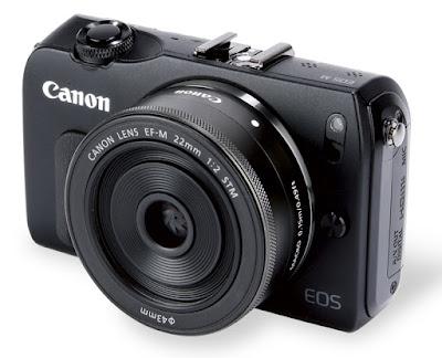 Canon EOS M DSLR Firmware最新ドライバーをダウンロードします