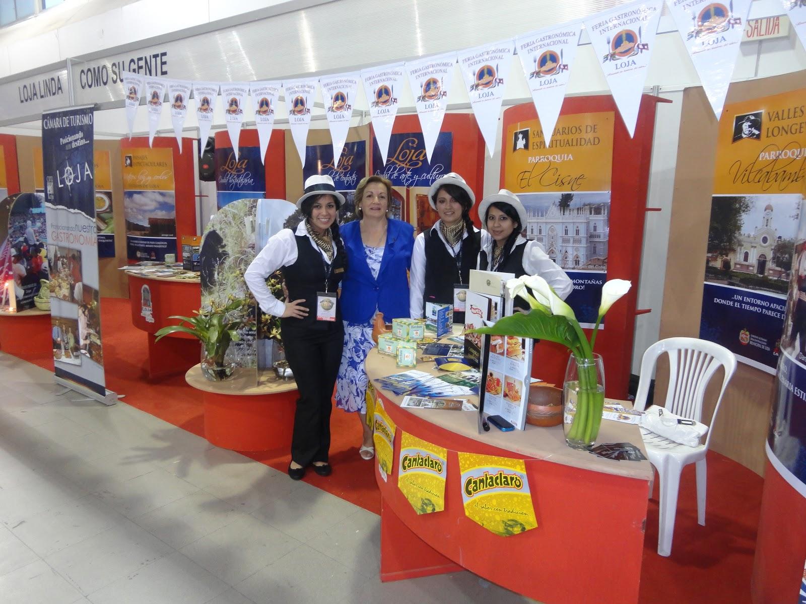 Stand Feria Gastronomica
