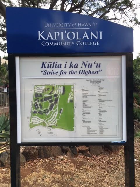 Polish Girl In Hawaii Kulia I Ka Nu U Kapi Olani Community College