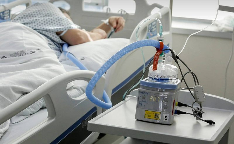Terapia con oxígeno de alto flujo ayuda a pacientes graves