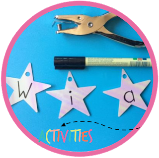 twinkle little star name recognition activity