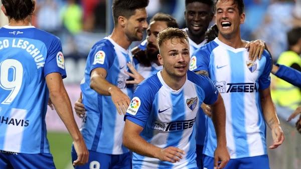 Sigue desde aquí los cuatro partidos del Málaga de este domingo
