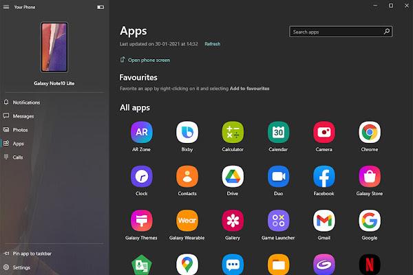 Samsung - Como executar aplicações Android no Windows 10?