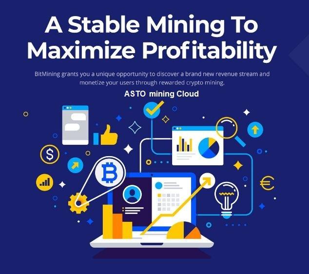 คลิ้ก Mining cloud ASTO แลกสินค้าคุณภาพ การท่องเที่ยว อสังหาริมทรัพย์