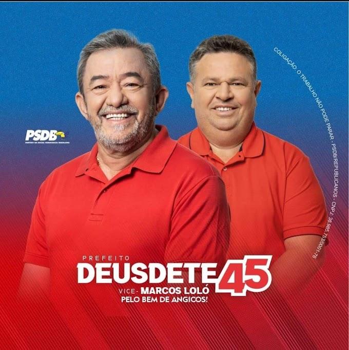 DEUSDETE e MARCOS tem candidaturas a prefeito e vice-prefeito deferidas pela Justiça Eleitoral - TRE/RN
