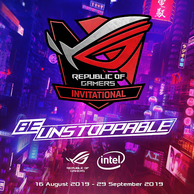 #ROGINVITATIONAL Launches South Africa's Richest Short Form CS:GO Tournament @rAgeExpo #BEUNSTOPPABLE #JOINTHEREPUBLIC