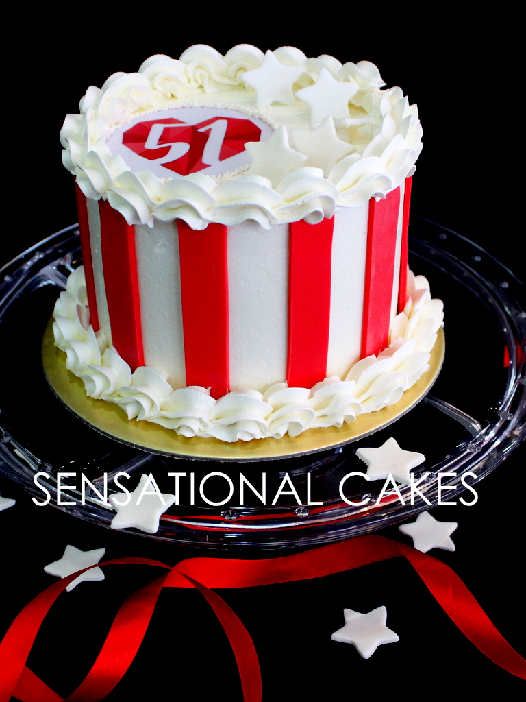 The Sensational Cakes Special Limited Edition Ndp 2016