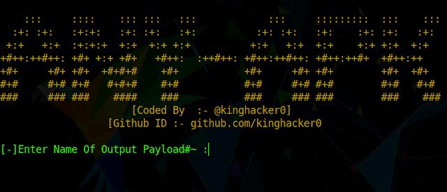 Change MainActivity Logo Of Payload Using Any-Apk Tool