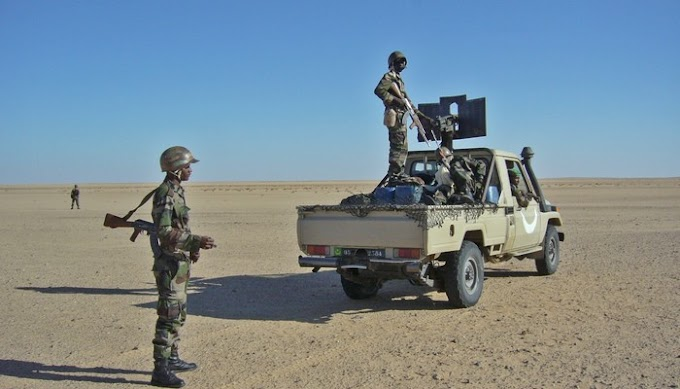 Mauritania establece una zona militar ''sensible'' en el norte del país.