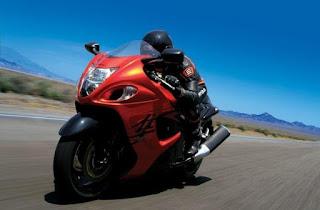 Suzuki Hayabusa, Motor Tercepat Di Dunia Di Suntik Mati