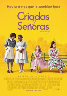 Cartel: Criadas y señoras (2011)