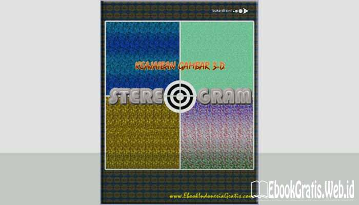Ebook Keajaiban Gambar 3D Stereogram