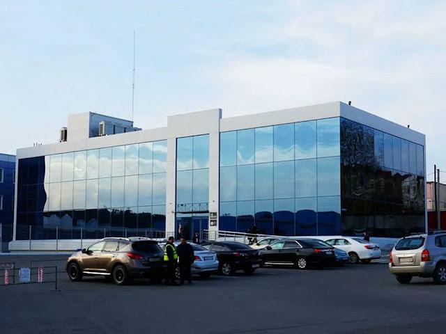 Фото построенного здания