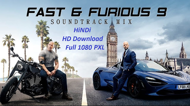 Fast And Furious 9 full movie Hindi Leaked Online By Tamilrockers