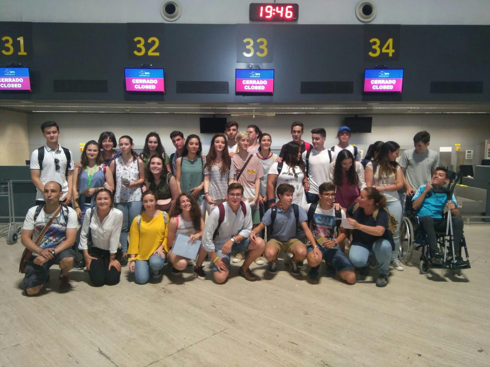 IES ALISCAR: Los alumnos de cuarto de ESO rumbo a Roma