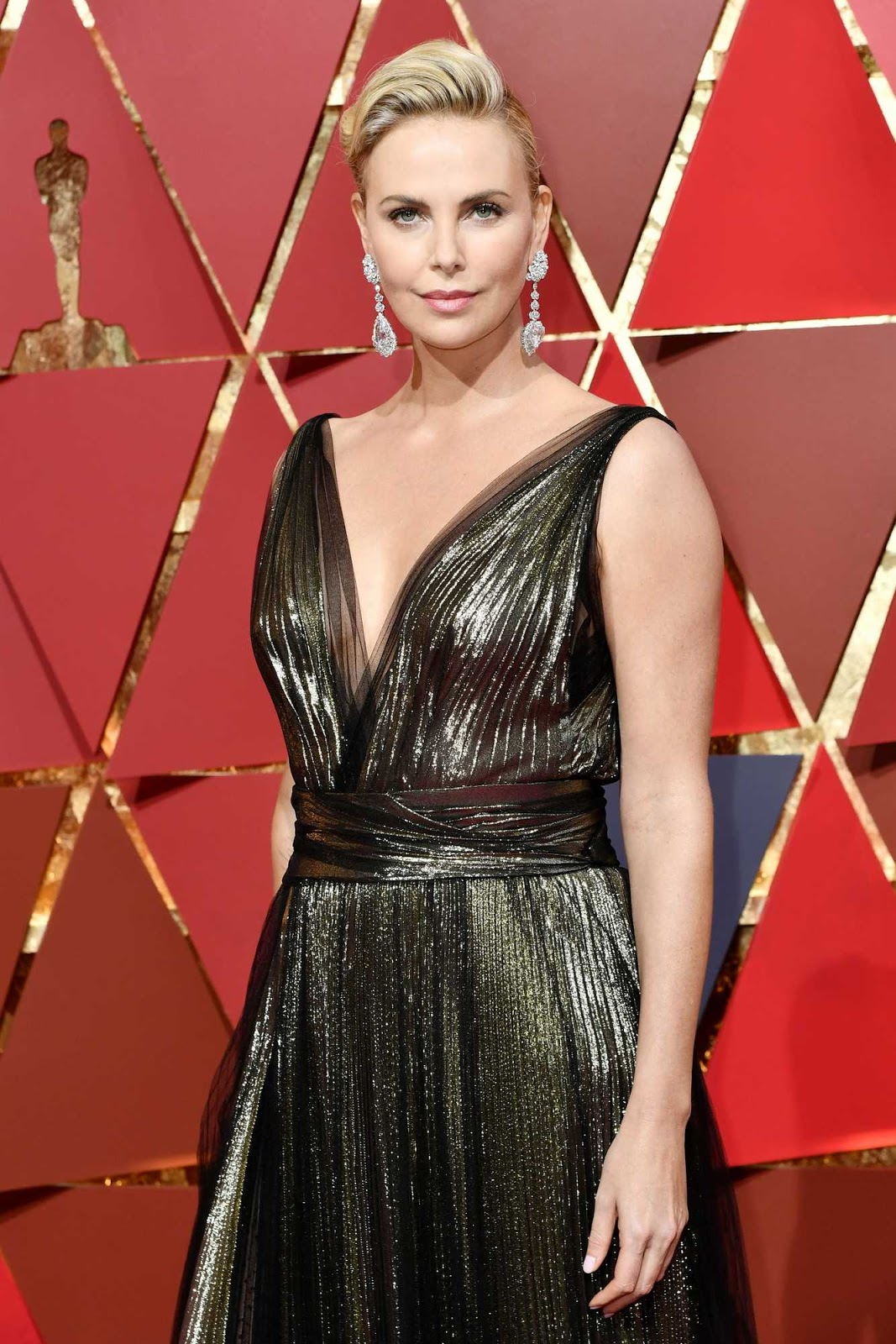 Charlize Theron – 89th Annual Academy Awards