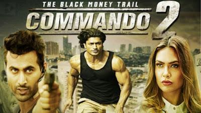 خۆشترین فلمی هندی به دۆبلاژی كوردی كۆماندۆ دوو Commando 2 Full Movie HD