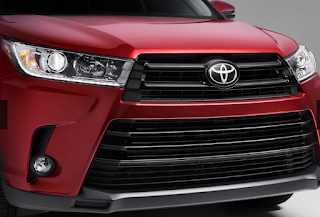 2018 Toyota Highlander Specs Engine