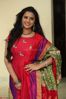 Manasa in Pink Salwar At Fashion Designer Son of Ladies Tailor Press Meet Pics ~  Exclusive 08.JPG
