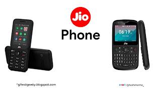 Buy least new Jio phone