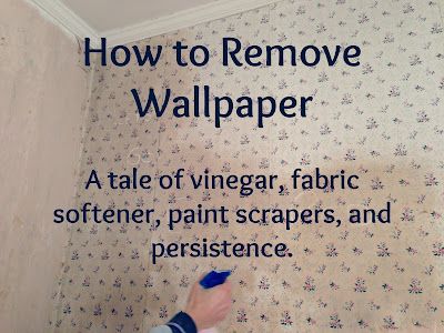 Best Bet Design Blog: How to Remove Stubborn, Stuck-on Wallpaper from Unprepped Drywall