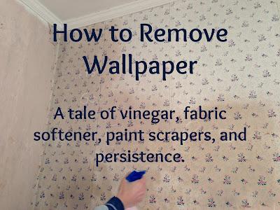 to Easiest strip wallpaper way