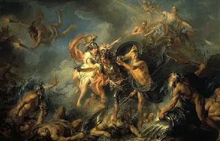 Del mensaje mítico y el héroe a la búsqueda de lo trascendente.  Francisco Acuyo
