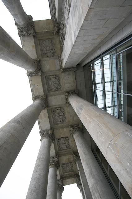 Palazzo del Reichstag-Berlino