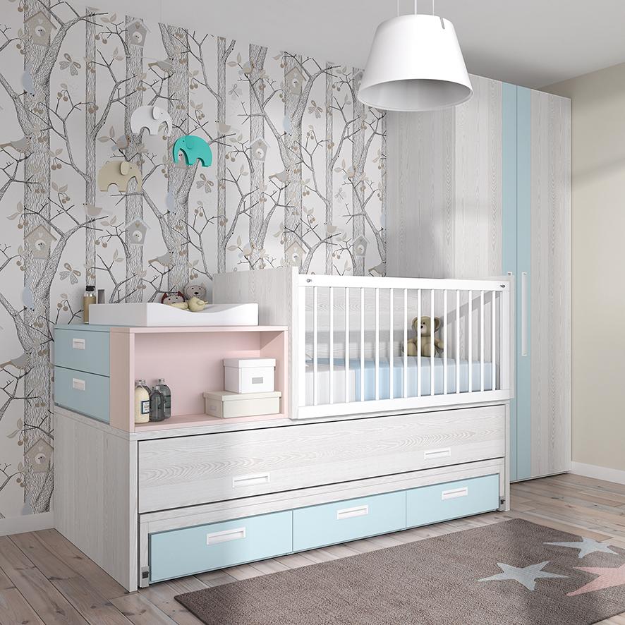 Mis muebles de tus deseos: La primera habitación del bebé