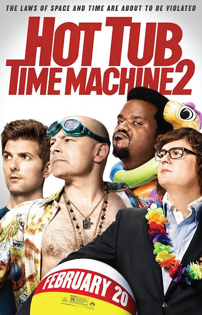 Hot Tub Time Machine 2 (2015) ταινιες online seires xrysoi greek subs