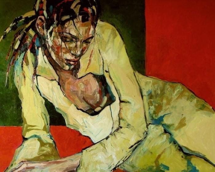 Движущая сила искусства. Anna Bocek 11