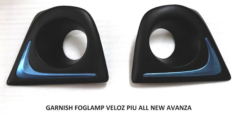 garnish fog lamp grand new avanza all camry commercial foglamp veloz piu michael variasi mobil