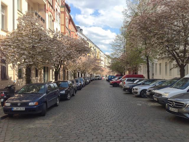 ベルリン、3月