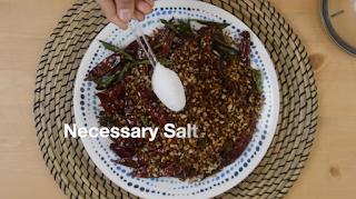 Chammanthi Podi Recipe Kerala Style Roasted Coconut