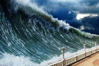 Waspada! Dua Wilayah di Pulau Jawa Berisiko Tsunami Diterjang Tsunami 20 Meter