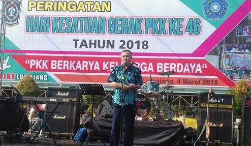 Pelaksana Tugas (Plt) Bupati dr. Buntaran